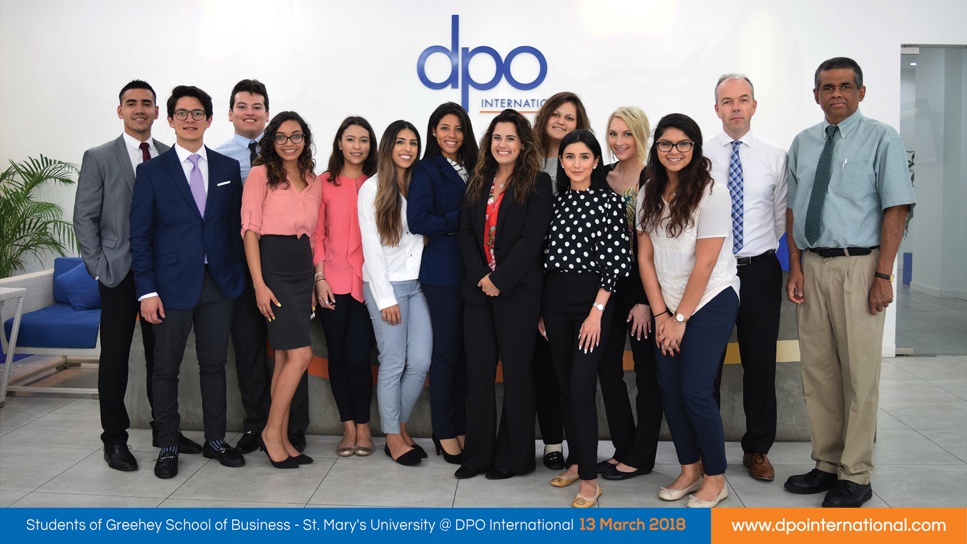 gsob visits DPO